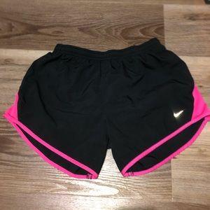 dri fit nike athletic shorts